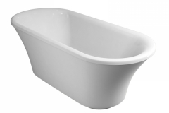 Brindley soaking tub with surround