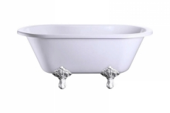 Windsor double ended 150cm bath
