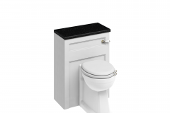 60 Back to Wall WC Unit and regal back-to-wall pan (including the cistern tank)